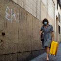 Montmartre / La valise jaune