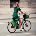 Le vert est à la mode