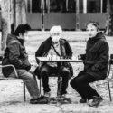 Paul, Jean-François et Maurice