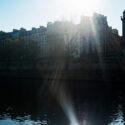 Contre-jour en bord de Seine