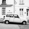 Longny-au-Perche / Renault 4L