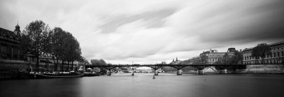 Inondation / Pont des Arts / Paris / Avril 2012