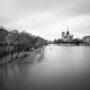 Inondation Février 2013 / Cathédrale Notre-Dame de Paris