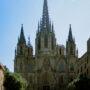 Barcelone / Cathédrale Sainte-Croix de Barcelone