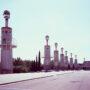 Barcelone / Parc de l'Espanya Industrial