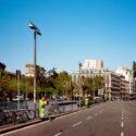 Barcelone / Plaça de la Universitat