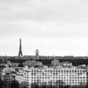 Paris vu depuis Puteaux