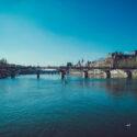 Au loin le pont des Arts