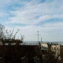 Au loin la tour Eiffel