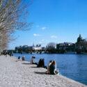 Paris le samedi