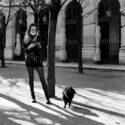 Séverine Debels et son chien Matis
