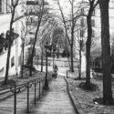 Montmartre / Escalier