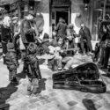 Marché d'Aligre / Musiciens