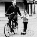 La petite Sophie et son papa Lucien