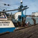 Pêcheurs / Trouville / Normandie
